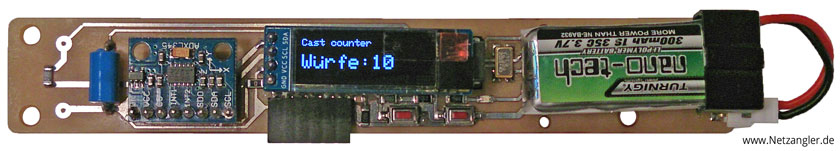 CastCounter Board
